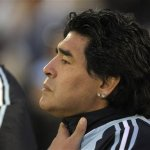 maradona 150x150 World Cup Fever Coming to Argentina