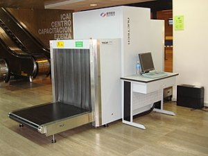 ezeiza customs xray 300x225 Argentina Tightens Customs Inspections at Airports