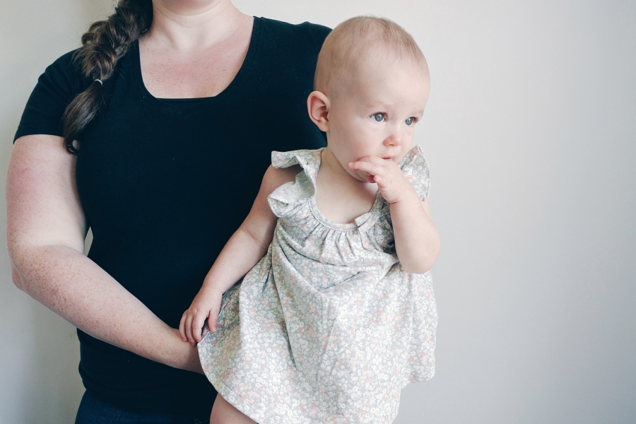 Postpartum Depression stole my baby's first year from me.