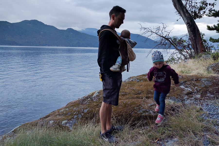 End of Summer on Discovering Parenthood
