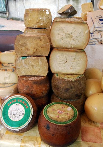 formaggio cheese