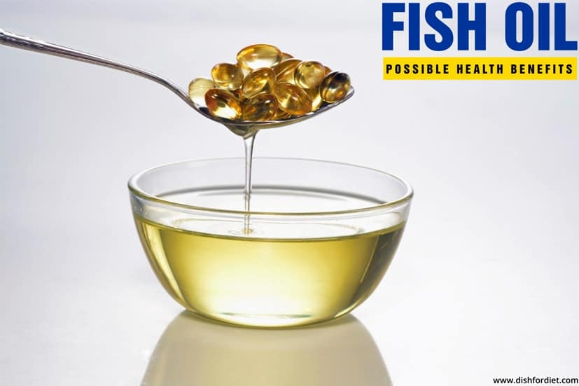 Is fish oil good for you dish for diet for Fish oil uses
