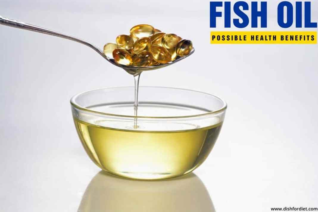 Is fish oil good for you dish for diet for Is fish oil good for you