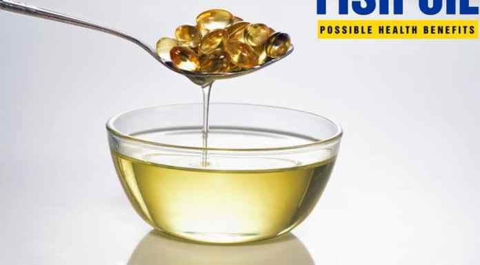 Fish Oil Benefits