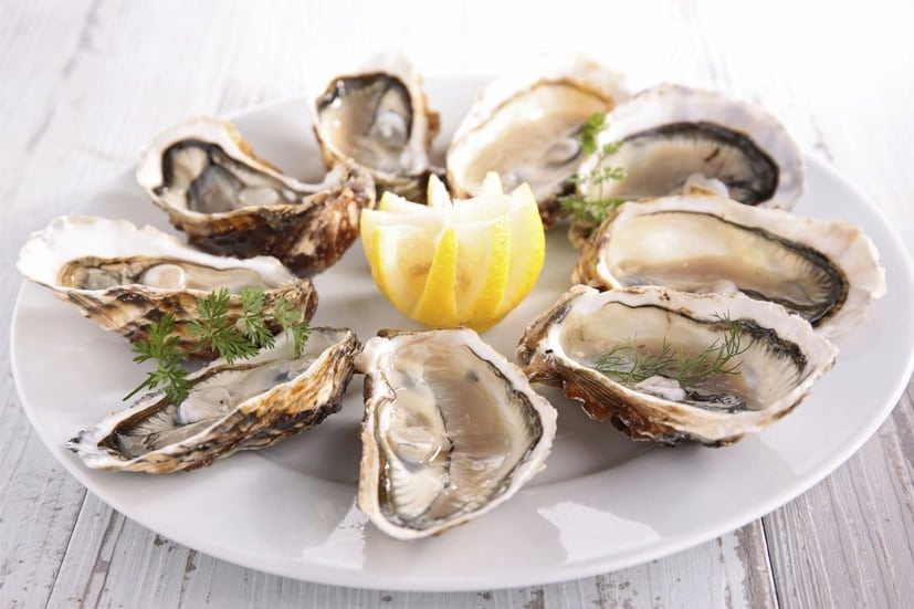 Top Impressive Health Benefits of Oysters