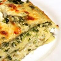 Pesto Chicken Lasagna