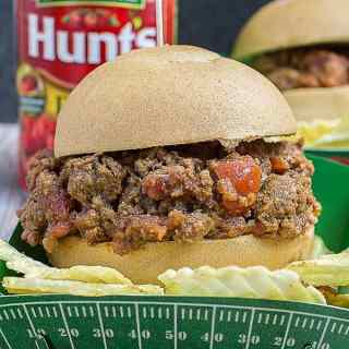 Gluten Free Slow Cooker Sloppy Joe