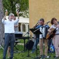 Nardo Trio, musica all'ombra degli alberi