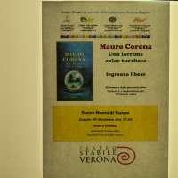 Presentazione libro Mauro Corona
