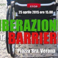 25 aprile: Liberazione dalle barriere