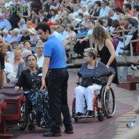 Biglietti Arena di Verona: agevolazioni per persone con disabilità motoria