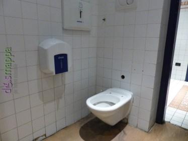 Il presunto bagno disabili di coin in via cappello dismappa verona accessibile - Sciacquone bagno ...