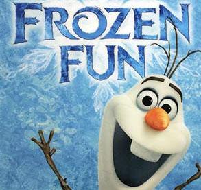 #FrozenFun