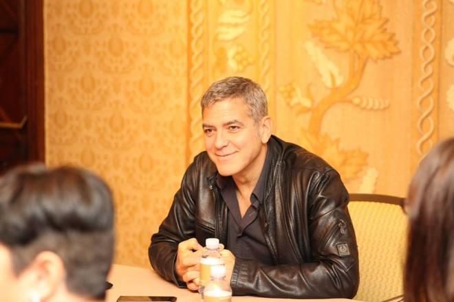#TomorrrowlandEvent Geoge Clooney 2