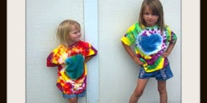 Tie-Dye Mickey Mouse Tee Shirts-The Perfect Outfit For The Family For the Disney Social Media Moms Celebration