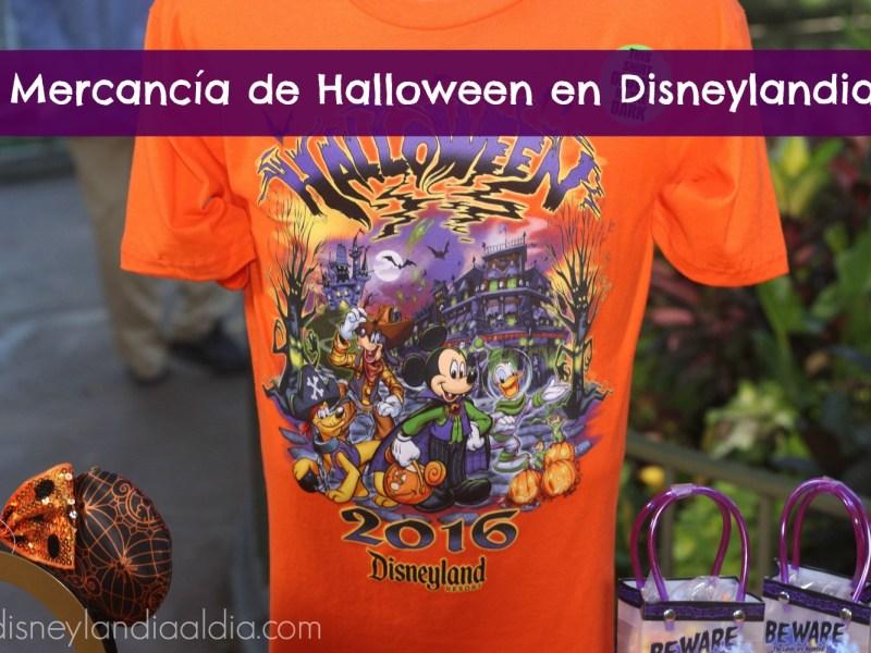 Mercancía de Halloween 2016 - disneylandiaaldia.com