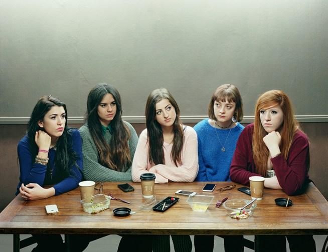 Five-Girls-2014-by-David-Stewart