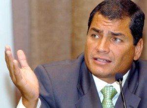 La crisis en Ecuador, un breve recuento