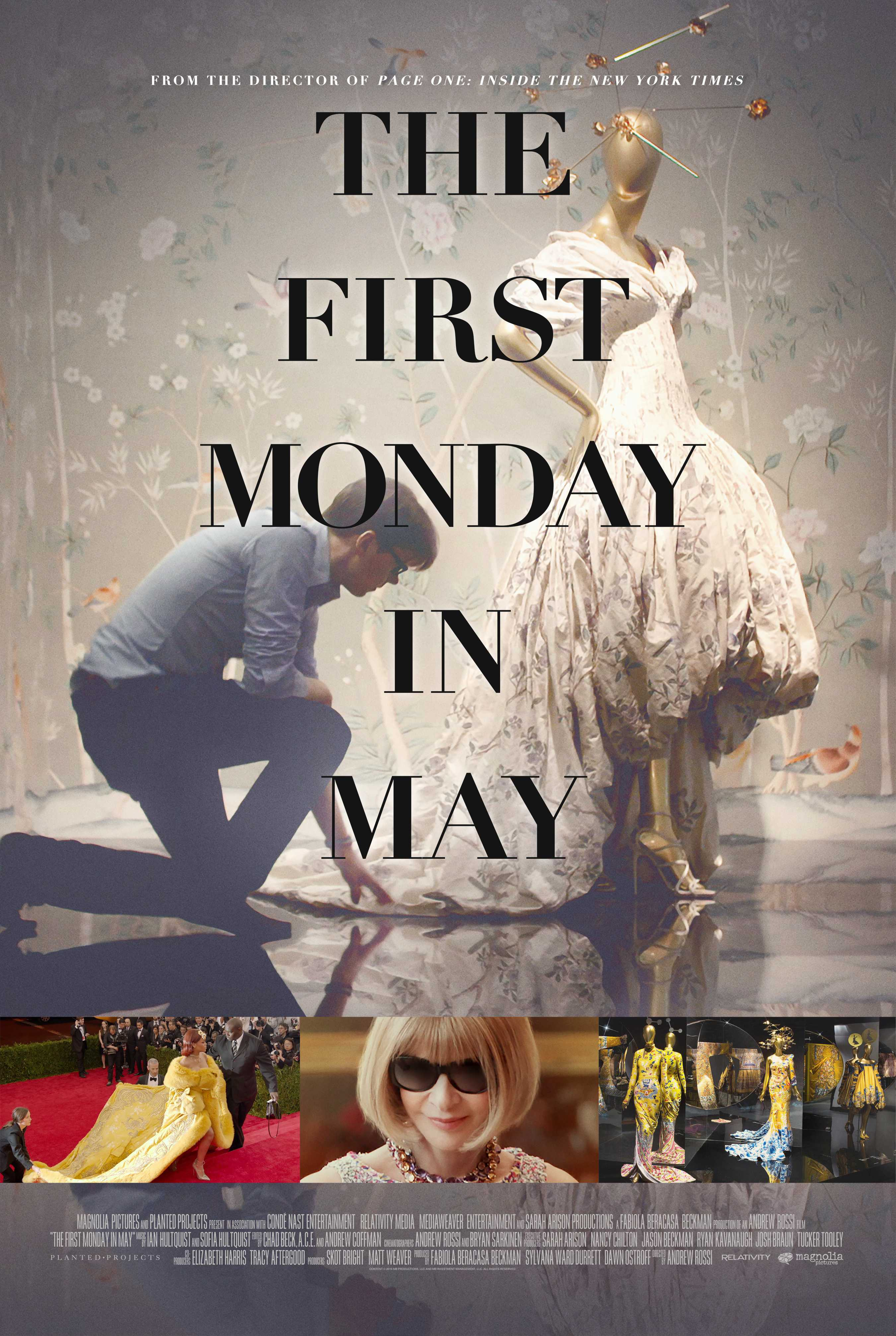 First Monday in May film
