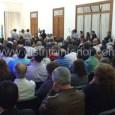 Por primera vez en su corta historia política el intendente municipal Eduardo Campana se dirigió a los presentes leyendo el discurso inaugural que en las últimas horas con la noticia […]