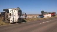 Ambos accidentes en los que los conductores resultaron ilesos, se produjeronen cuestión de horas uno de otro en cercanías del kilómetro 487, frente a Monte Largo entre Piedritas y Cañada […]