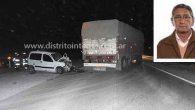 El conocido comisionista de Piedritas, de 62 años, conductor del utilitario que esta noche colisionó contra un camión frente a la estación de servicio Yapai, ubicada sobre la ruta 33 […]