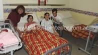 Se trata de María Lourdes y María Luján Oga, de 18 años, quienes hasta anoche permanecían internadas en el Hospital Municipal, donde hace horas fueron mamás de un varón y […]