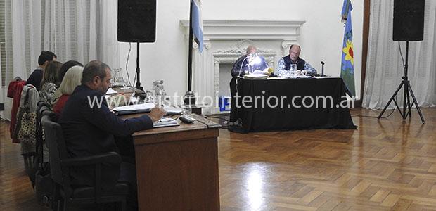 El Honorable Concejo Deliberante de General Villegas sesionó por 12° vez de manera ordinaria desde las 21:00 horas y lo hizo superando con comodidad los 60 minutos, aunque de manera […]