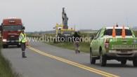 Personal y máquinas de Vialidad junto a Defensa Civilcon el apoyo de la Policía de Seguridad Vial trabajan enlas diferentes alcantarillas ubicadas sobre la ruta 226 entre la escuela N° […]