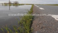 Tal como se aprecia en las imágenes, la masa hídrica que avanza proveniente de la ruta 33 en su paso por el sector de la oleaginosa Moreno, está a centímetros […]