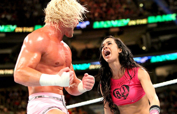 Did John Cena Really Hookup Aj Lee