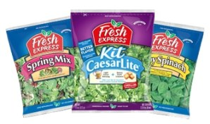 Fresh Express Salad Products