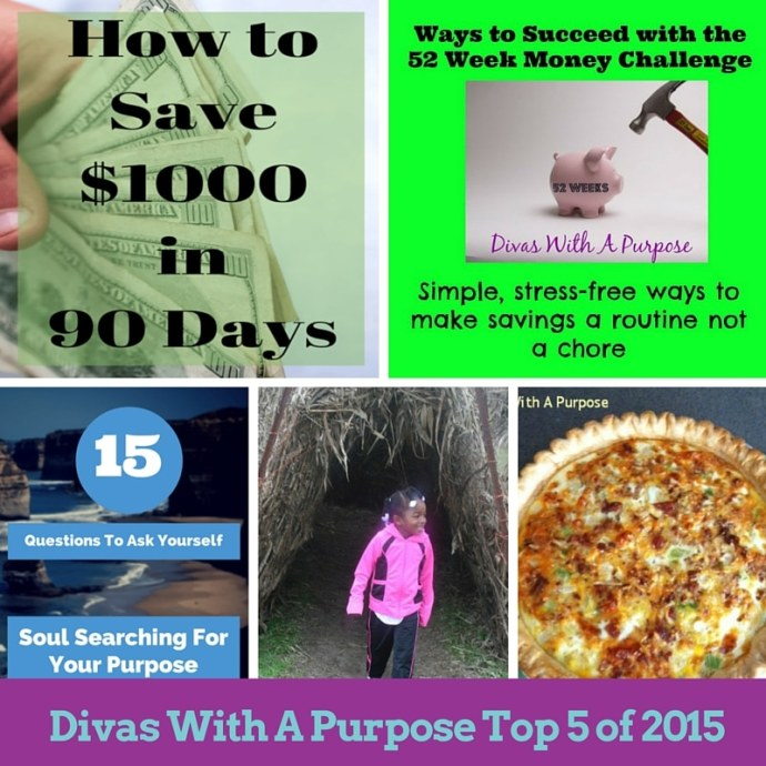 2015 Top 5 Posts on Divas With A Purpose