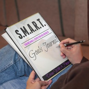SMART Goals Journal