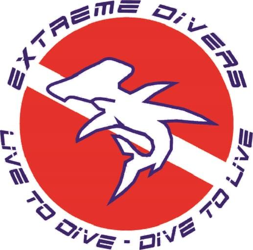 Hammer Shark Bandeira - Extreme Live Dive - Fonte Nova - 512 Pixels