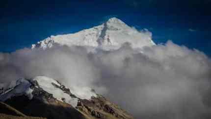 Mount Everest Tibet