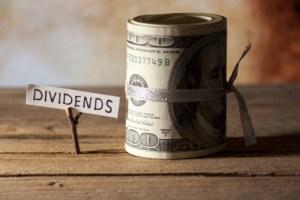 dividends concept