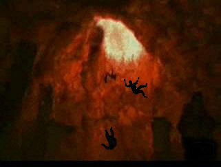 Falling into Hell