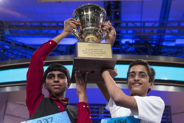 7 out of 10 Scripps Spelling Bee Finalists are Indian American