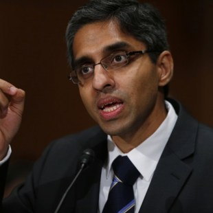 Surgeon General Vivek Murthy wants to cautions US Doctors to the dangers of Opioids