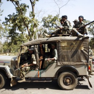 Indian Security forces went on village-burning rampage, according to investigation
