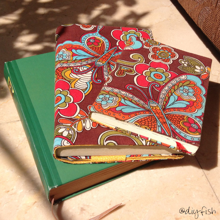 Easy Fabric Book Cover Patterns : Diyfish life mapping system tutorial no adjustable