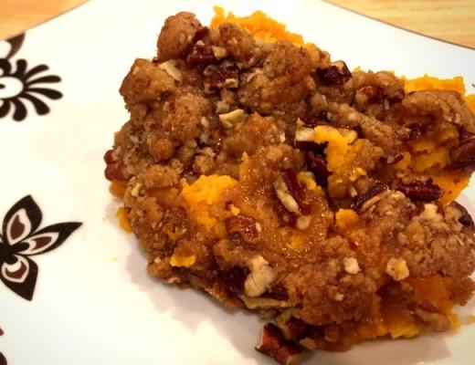 Best Sweet Potato Casserole for Thanksgiving Dinner