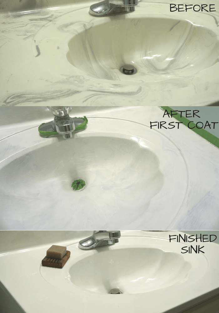 before during and after bathroom renovation with homax tough as tile