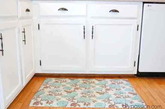 How to Make a Floor Mat