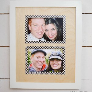 WOOD photo mats