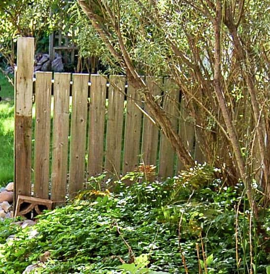 The Best Way to Up Cycle an Old Fence