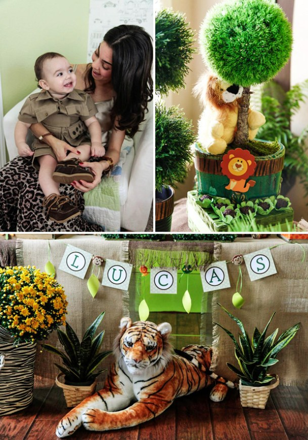 safari-party-ideas