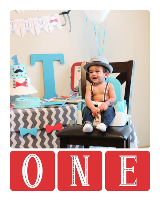 Little Man Bowtie Party Ideas