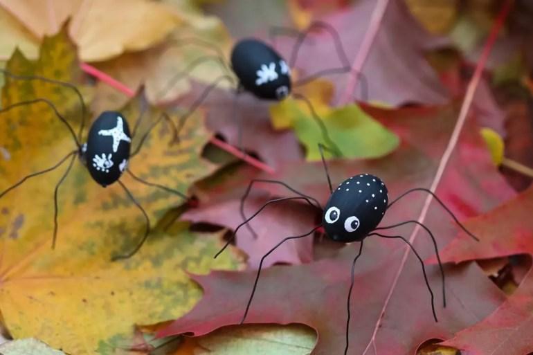 Spindlar av ekollon